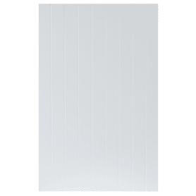 Дверь для шкафа Delinia «Фенс белый» 45x70 см, МДФ, цвет белый