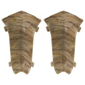 Угол для плинтуса внутренний Artens «Бергамо» 65 мм 2 шт.