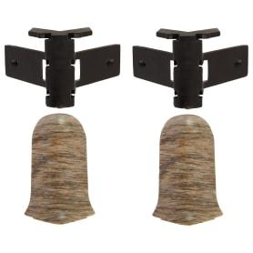 Угол для плинтуса внешний Artens «Бергамо» 65 мм 2 шт.