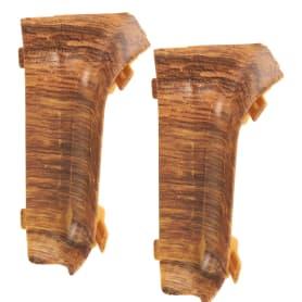 Угол для плинтуса внутренний Artens «Катания» 65 мм 2 шт.