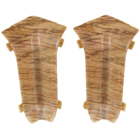 Угол для плинтуса внутренний Artens «Мачерат» 65 мм 2 шт.