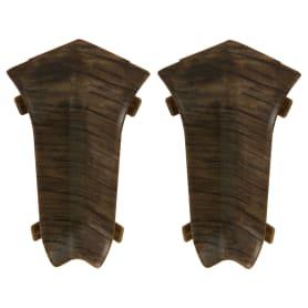Угол для плинтуса внутренний Artens «Новара» 65 мм 2 шт.