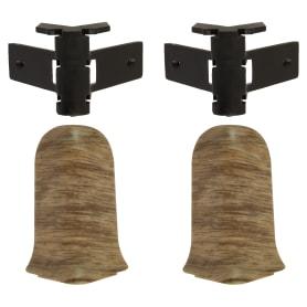 Угол для плинтуса внешний Artens «Палермо» 65 мм 2 шт.