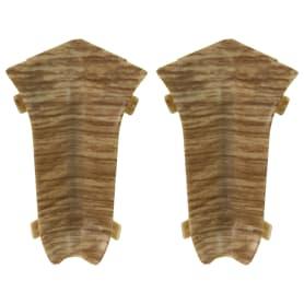 Угол для плинтуса внутренний Artens «Прато» 65 мм 2 шт.
