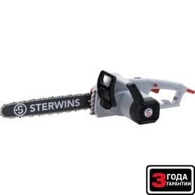Пила электрическая цепная Sterwins 2000 Вт, шина 40 см