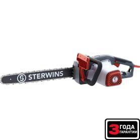 Пила электрическая цепная Sterwins 2400 Вт, шина 45 см