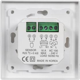 Терморегулятор с адаптерами Caleo 920