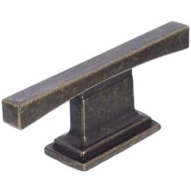 Ручка-кнопка Kerron цвет оксидированная бронза
