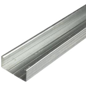 Профиль потолочный (ПП) Премиум 60х27x3000 мм, 0.6 мм