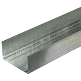 Профиль направляющий (ПН-6) Премиум 100х40x3000 мм, 0.6 мм