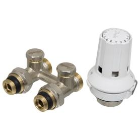 Клапан для радиатора запорный прямой  М 30x1,5