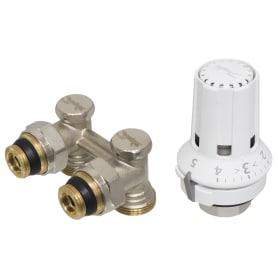 Клапан для радиатора запорный угловой М 30x1,6