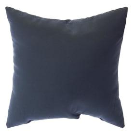 Подушка декоративная «Радуга» 40х40 см цвет чёрный