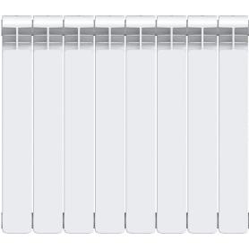 Радиатор Equation 500/100, 8 cекций биметалл