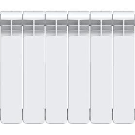 Радиатор Equation 350/90, 6 cекций биметалл