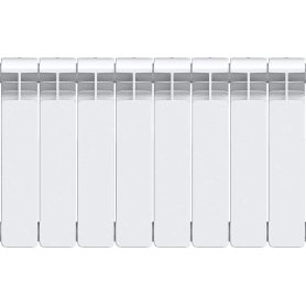 Радиатор Equation 350/90, 8 cекций биметалл