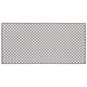 Панель Лотос 60x120 см цвет пепельный