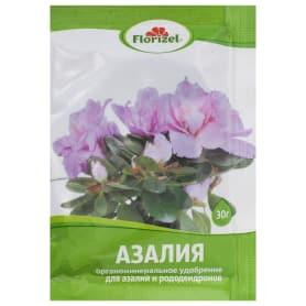 Удобрение Florizel для азалии и рододендрона ОМУ 0.03 кг