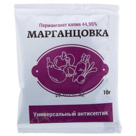 Удобрение Марганцовка 44.9% 0.01 кг