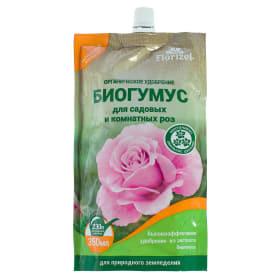 Биогумус Florizel для роз 0.35 л