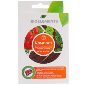 Биоэлементс «Компост» 0.09 кг