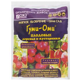 Удобрение Гуми-Оми универсальное для плодовых деревьев и декоративных кустарников, 0.7 кг