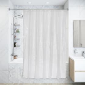 Штора для ванной комнаты Sensea «Water» 180х200 см