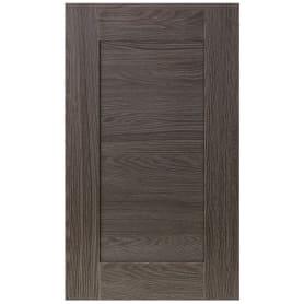 Дверь для шкафа Delinia «Фрейм тёмный» 45x70 см, ЛДСП, цвет коричневый
