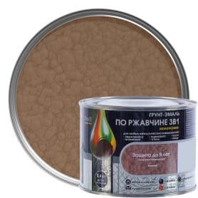 Грунт эмаль по ржавчине 3 в 1 молотковая Dali Special цвет медный 0.4 кг