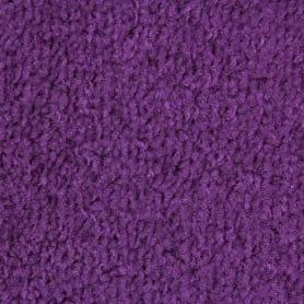 Ковровое покрытие «ESSEN 849» разрезной ворс 3 м цвет фиолетовый
