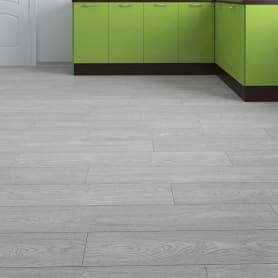 ПВХ плитка «Белое дерево» 21 класс толщина 1.8 мм 2.23 м²