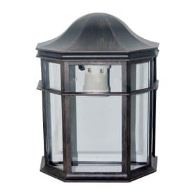 Бра Florac 1xE27х100 Вт, стекло, цвет чёрный