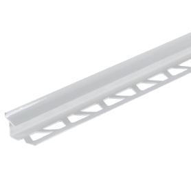 Профиль внутренний глянцевый 1х250 см цвет белый