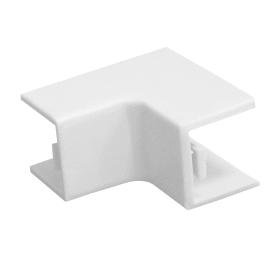 Угол внутренний 12/12 мм цвет белый 4 шт.