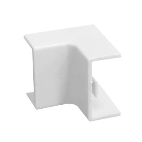 Угол внутренний 20/10 мм цвет белый 4 шт.