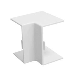 Угол внутренний 40/25 мм цвет белый 4 шт.