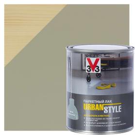 Лак V33 Urban style цвет бетон 0.75 л