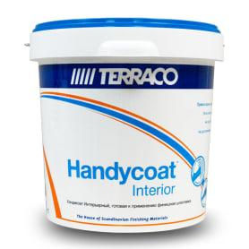 Шпаклёвка акриловая суперфинишная Terraco Handycoat interior 25 кг