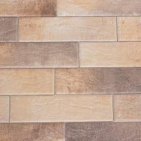 Плитка фасадная Loft brick masala, 0.6 м2