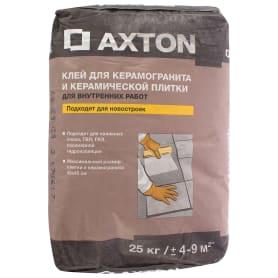 Клей для керамогранита Axton, 25 кг