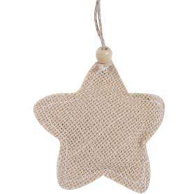 Ёлочное украшение «Звезда» 11 см