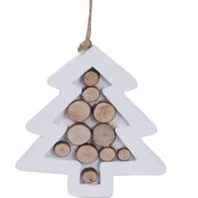 Ёлочное украшение деревянное «Ель»