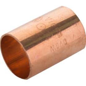 Муфта Viega 18 мм, медь