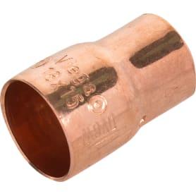 Переходник Viega 18х15 мм внутренняя-внутренняя, медь