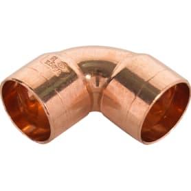 Отвод 90° Viega 18 мм внутреннее-внутреннее соединение, медь