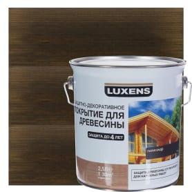 Антисептик Luxens цвет палисандр 2.5 л