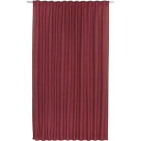 Штора на ленте «Лукс» 200х260 см цвет красный