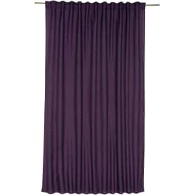 Штора на ленте «Лукс» 200х260 см цвет фиолетовый
