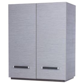 Шкаф подвесной «Торонто» цвет серый
