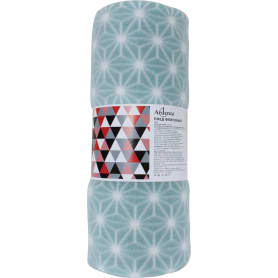 Плед «Aristo» 130х170 см флис цвет синий